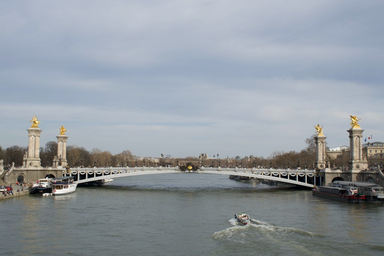 Top 25 Sehenswürdigkeiten in Paris, Pont Alexandre III